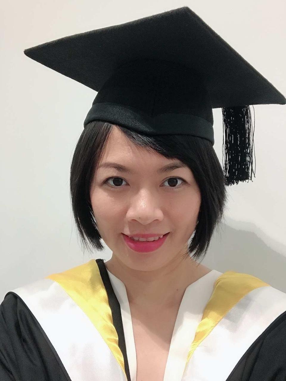 Ths. Huỳnh Thị Kiều Ngân - Phó khoa Tài chính Kế toán - Thạc sỹ chuyên ngành Kế toán (trường Torrens University tại Australia)
