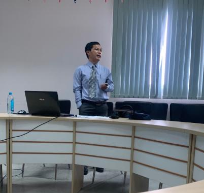 Ths. Phan Thanh Đê - Giảng viên thỉnh giảng khoa TCKT - Thạc sỹ chuyên ngành Kế toán Kiểm toán